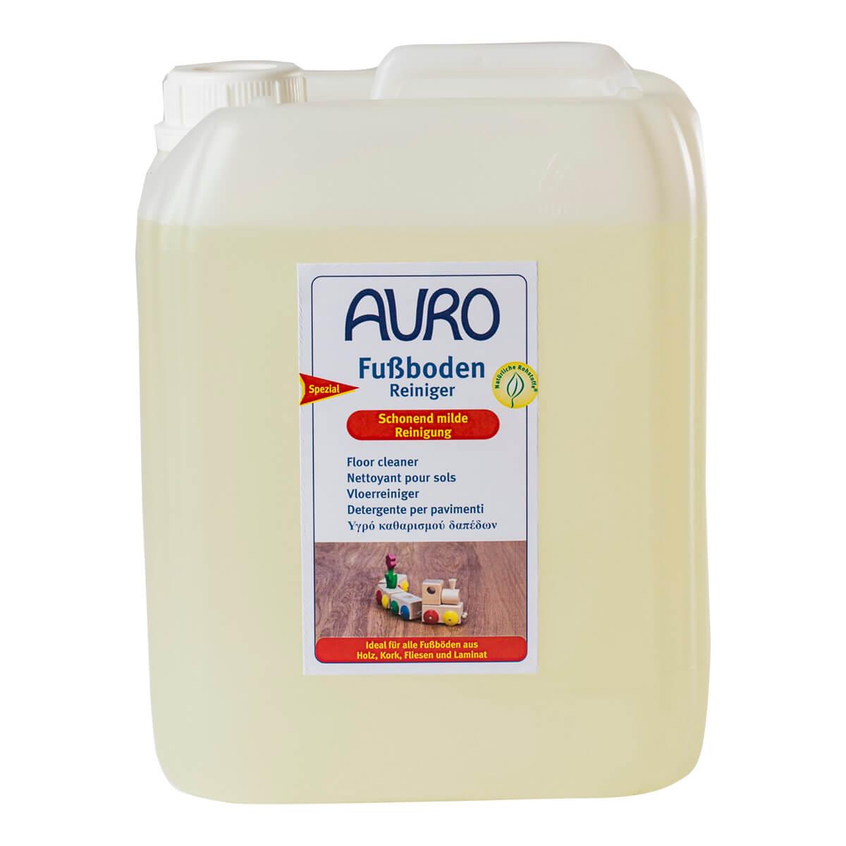 AURO Fußboden-Reiniger Nr. 427 5,00L