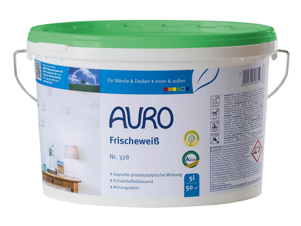 AURO Frischeweiß Nr. 328 5,00L