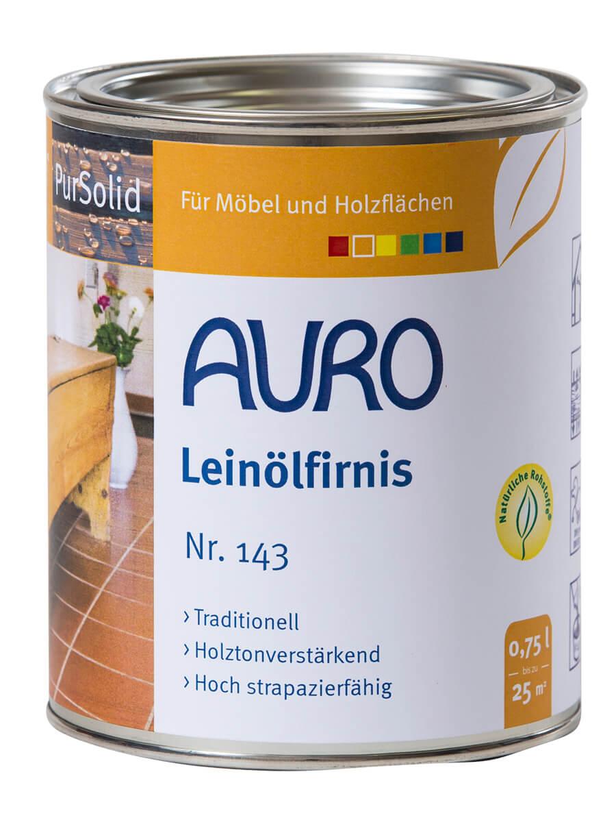 AURO Leinölfirnis Nr. 143 0,75L