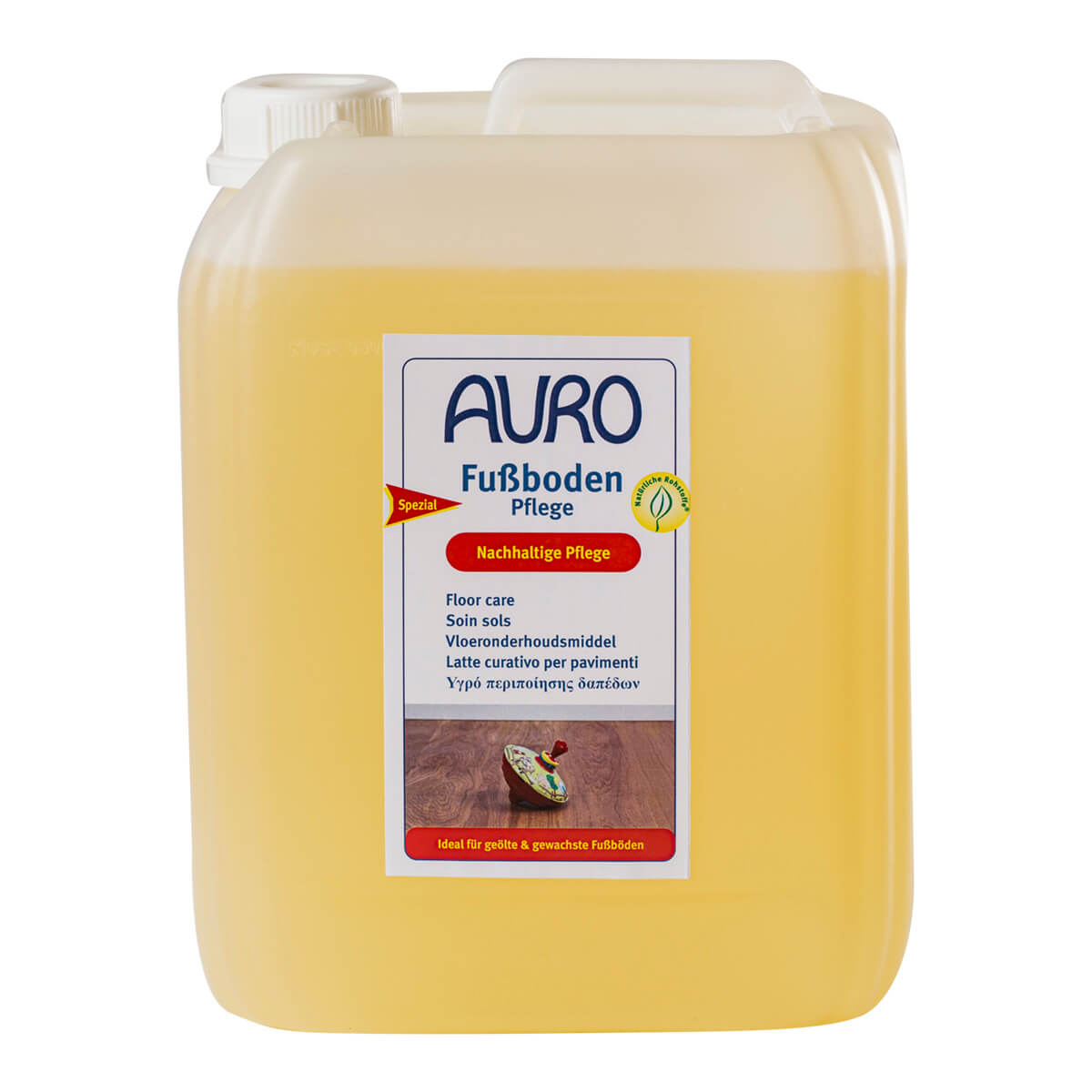 AURO Fußboden-Pflege Nr. 437 5,00L