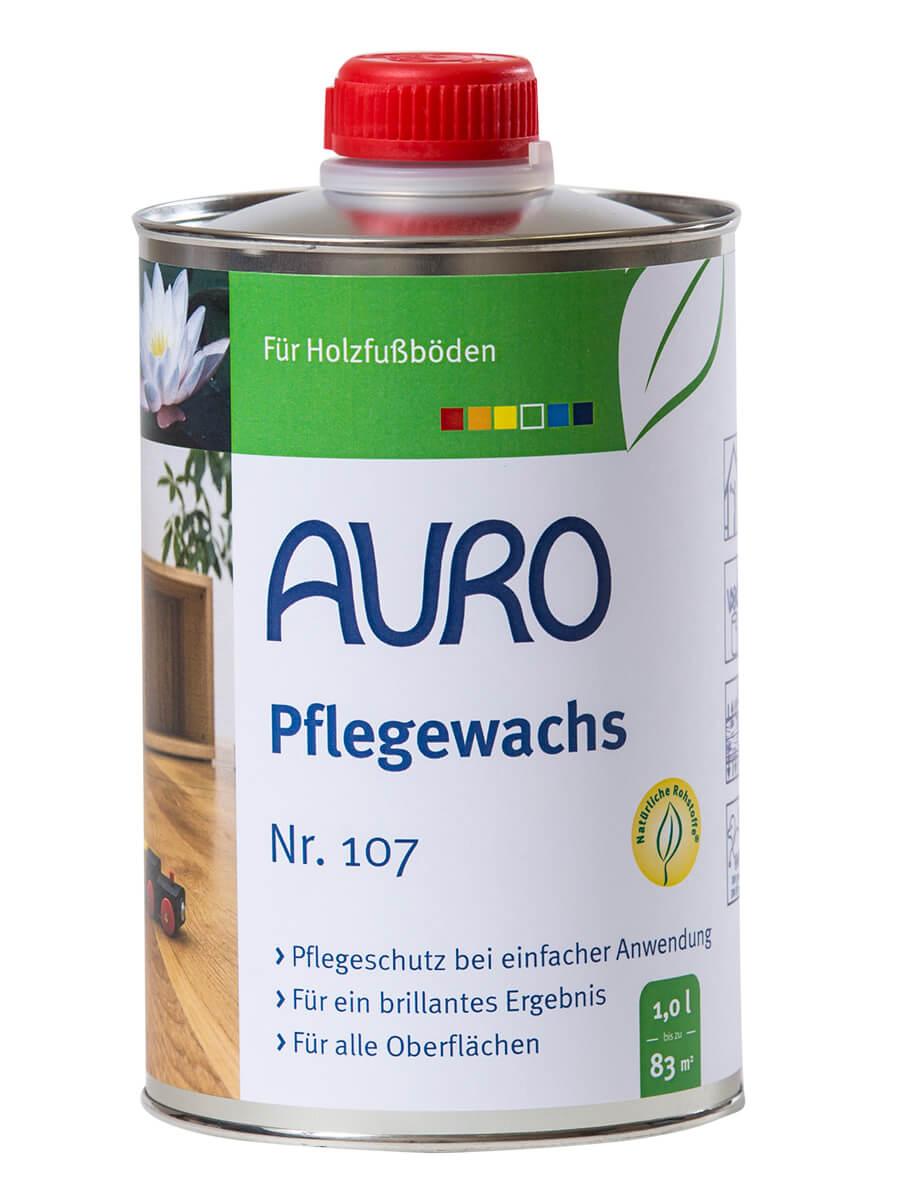 AURO Pflegewachs Nr. 107 - 1 L