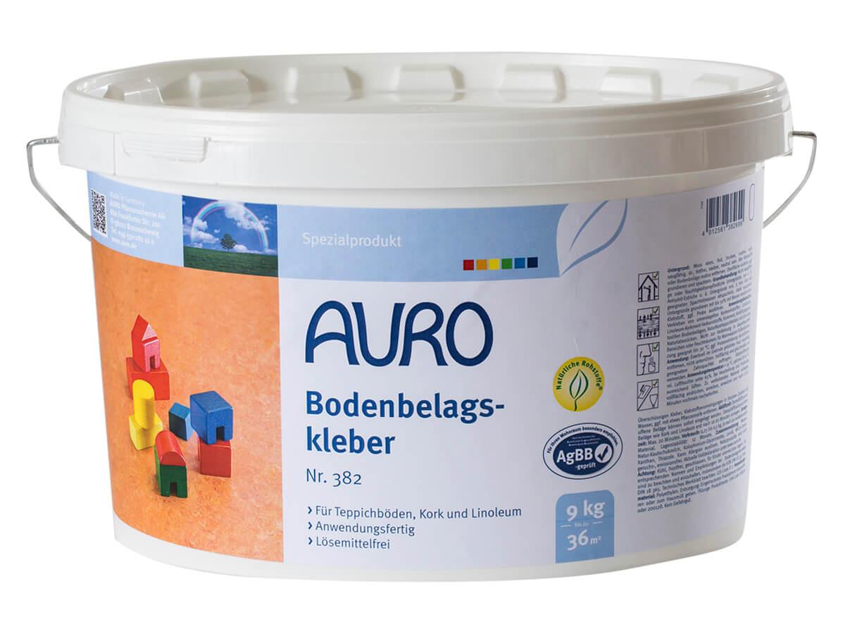 AURO Bodenbelagskleber Nr. 382 - 9 kg