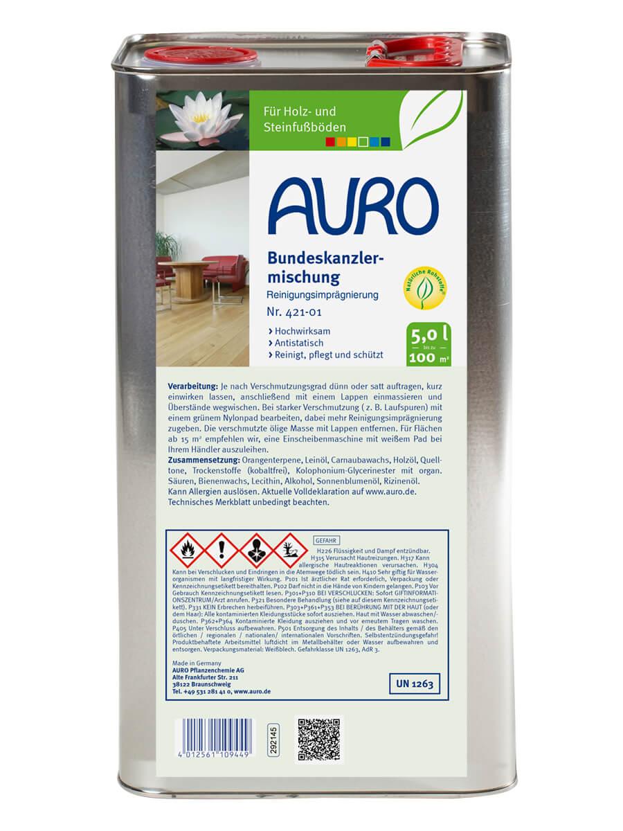 AURO Kraftreiniger Nr. 421 5,00L