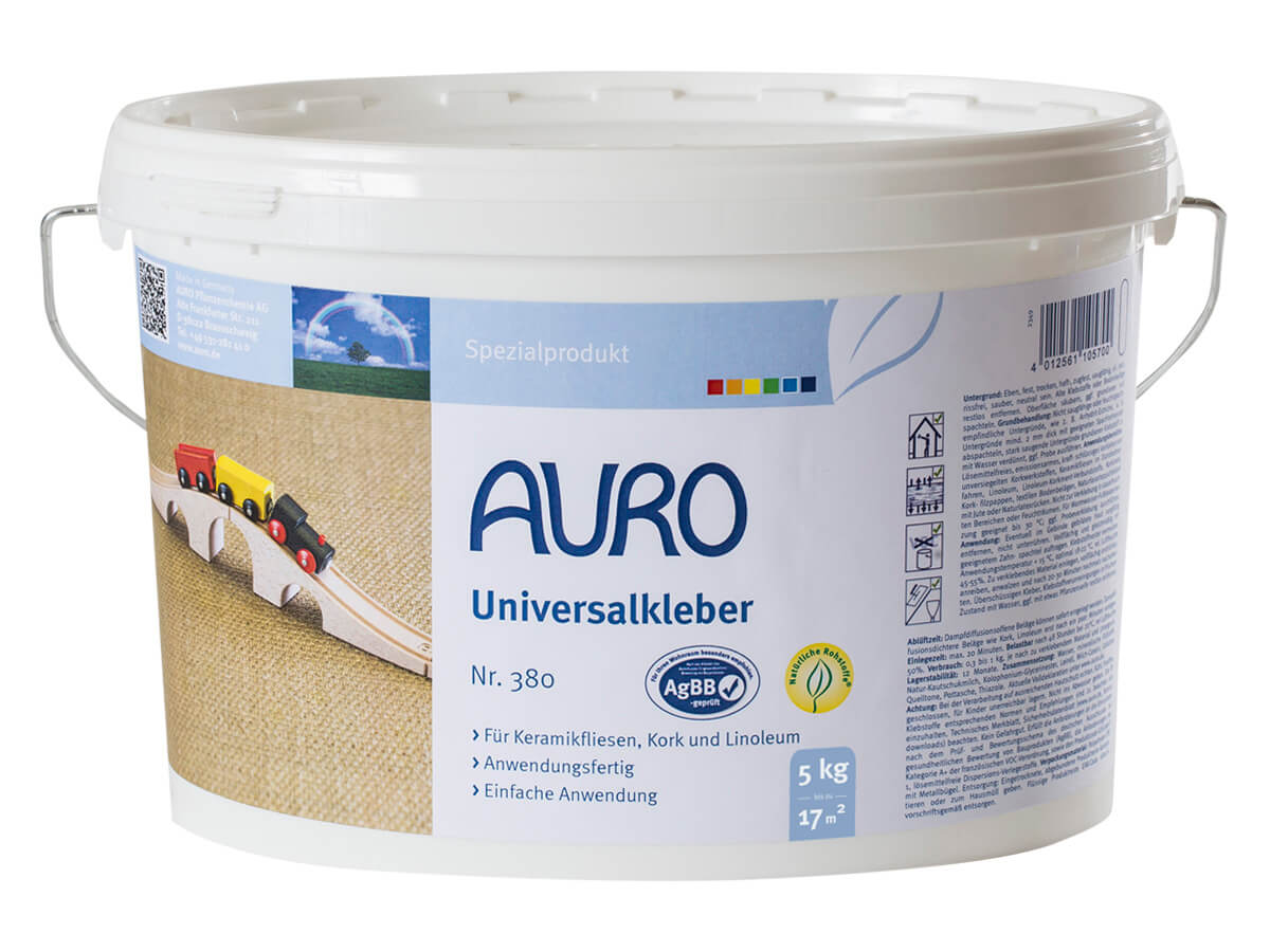 AURO Universalkleber Nr. 380 5,00kg