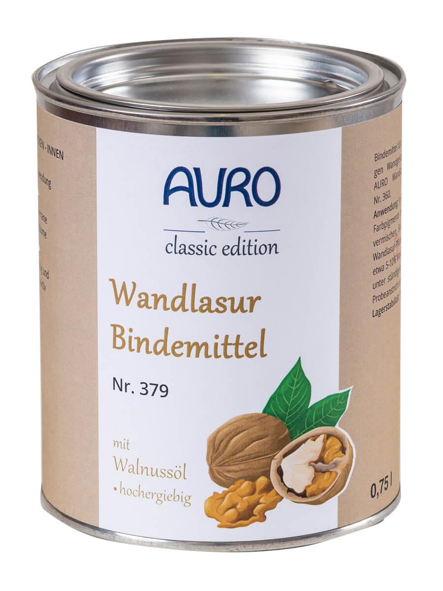 AURO Wandlasur-Bindemittel Nr. 379 0,75L