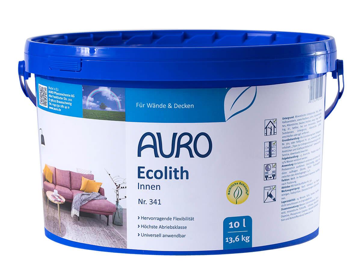 AURO Ecolith Innen-Kalkfarbe 341 10,00L