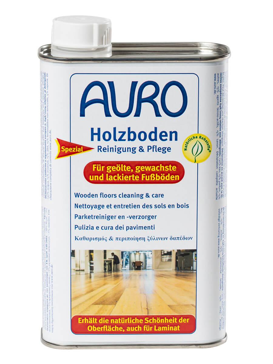 AURO Holzboden Reinigung & Pflege Nr. 661 - 0,5 L