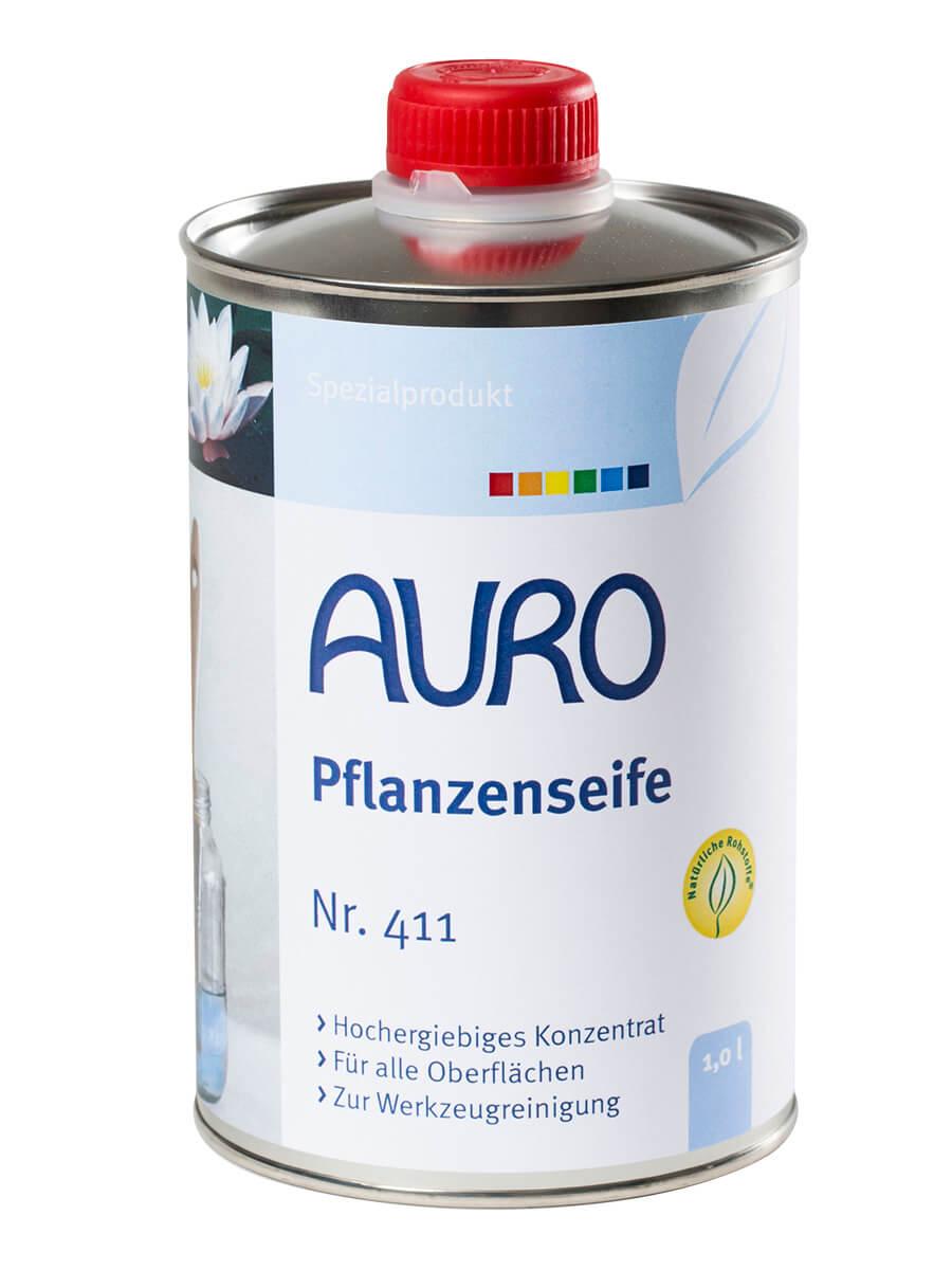 AURO Pflanzenseife Nr. 411 - 1 L