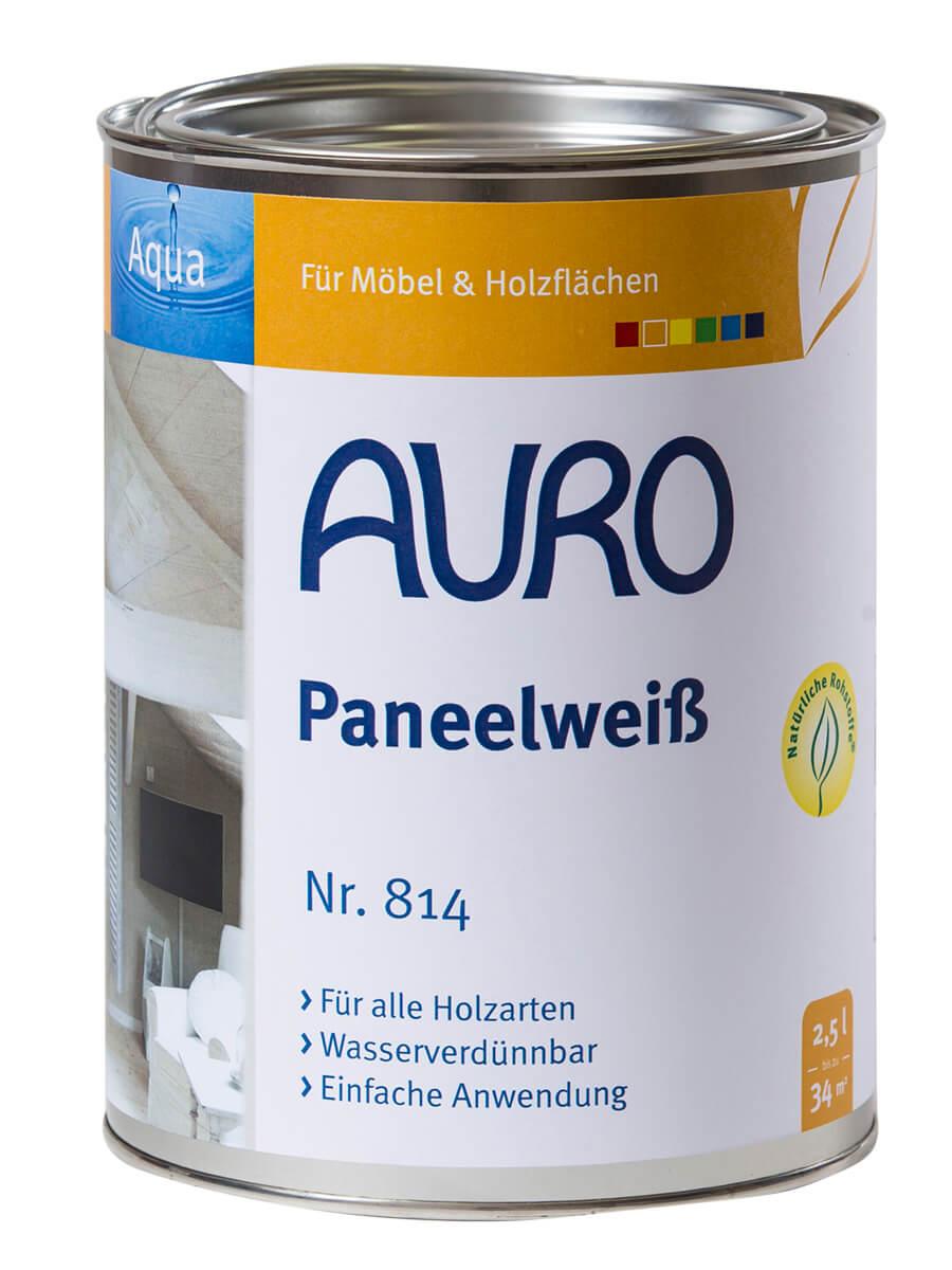 AURO Paneelweiß Nr. 814 - 2,5 L