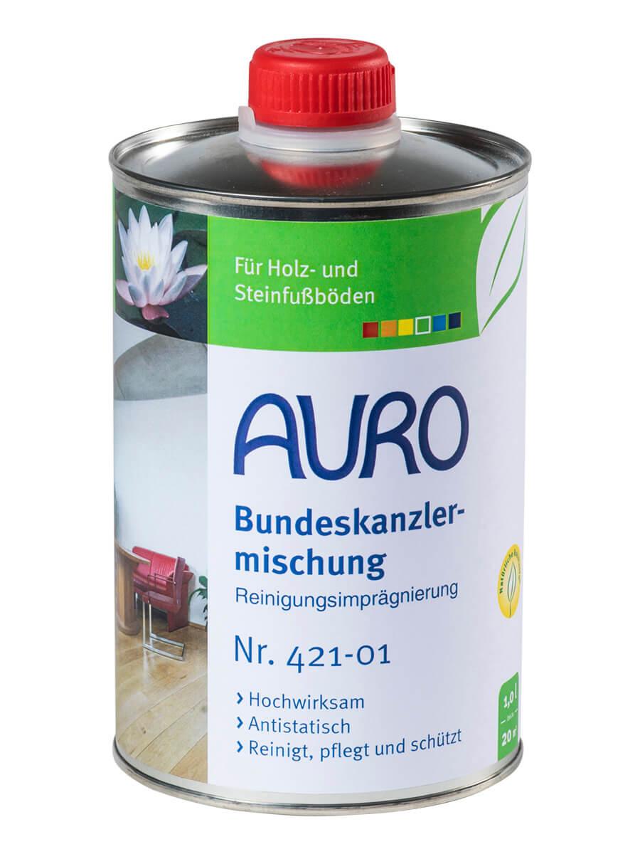 AURO Bundeskanzlermischung Reinigungsimprägnierung Nr. 421-01 - 1,00L
