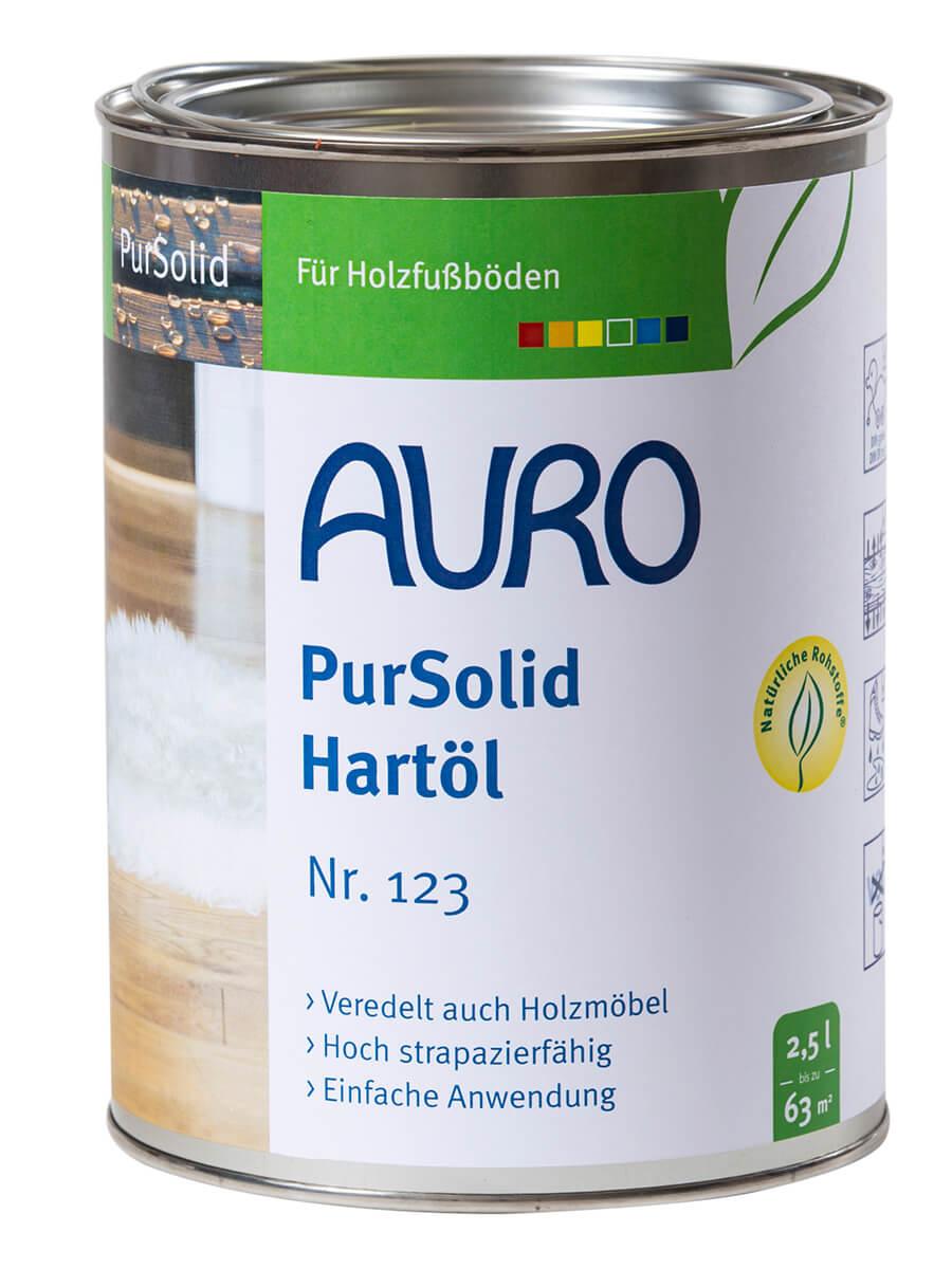 AURO Hartöl Nr. 126 2,50L