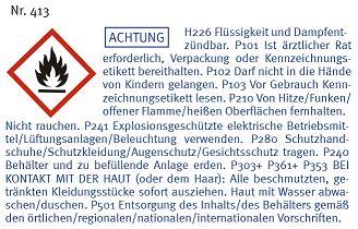 AURO Schimmel-Stop Nr. 413 - 0,5 L