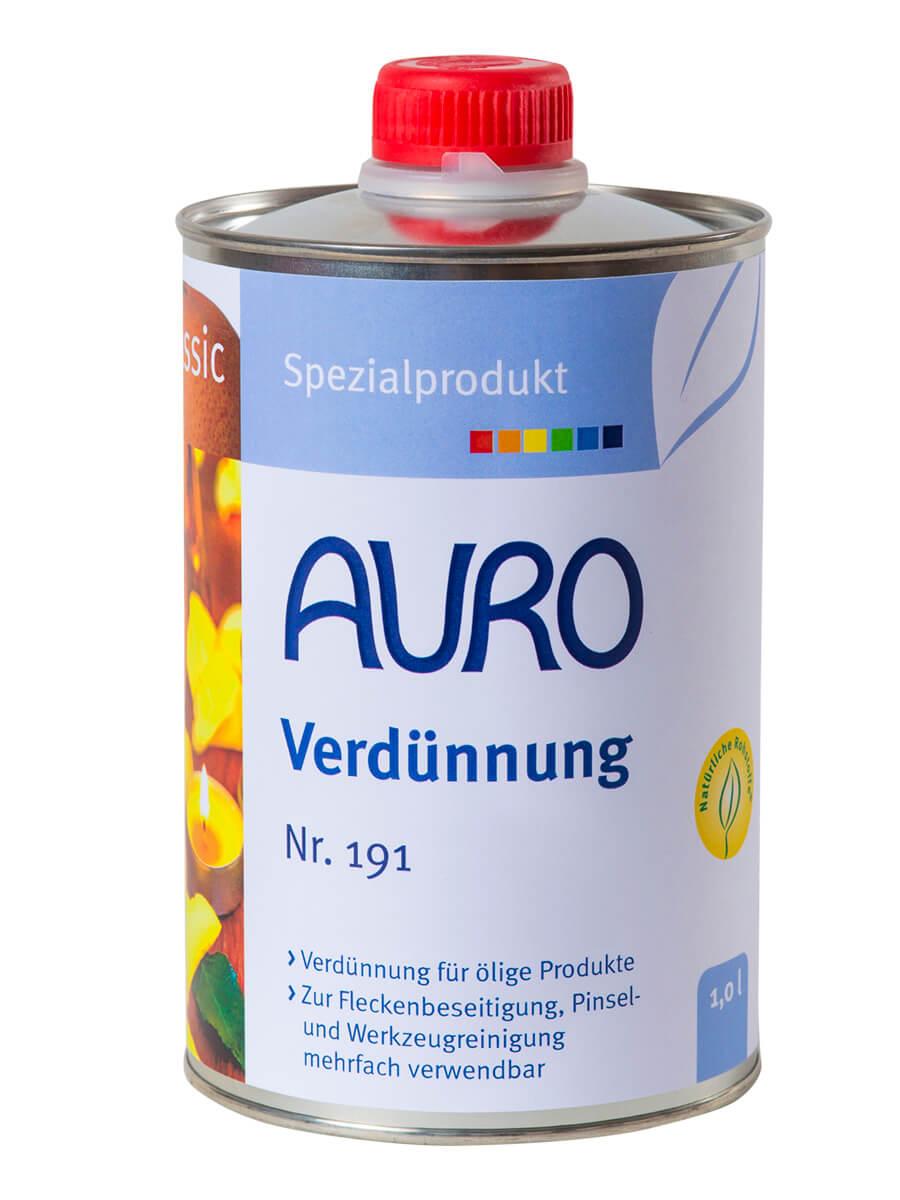 AURO Verdünnung Nr. 191 1,00L