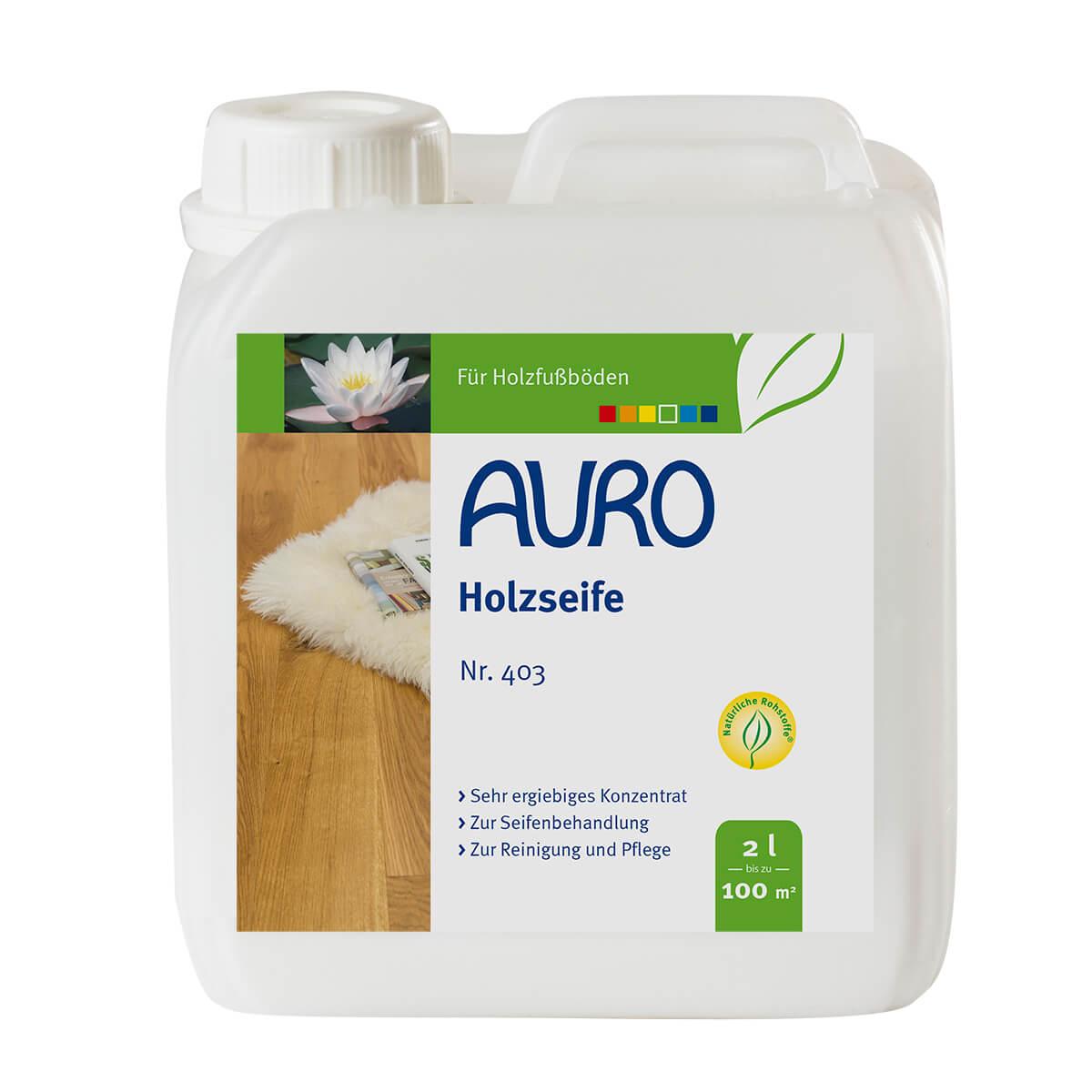 AURO Holzseife Nr. 403 - 2 L