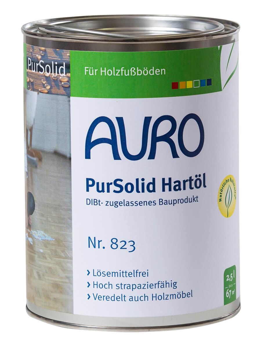 AURO PurSolid Hartöl Nr. 823 - 2,5 L